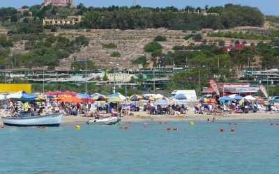 Melieha Bay, Malta