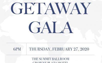 Join us at the GetAway Gala