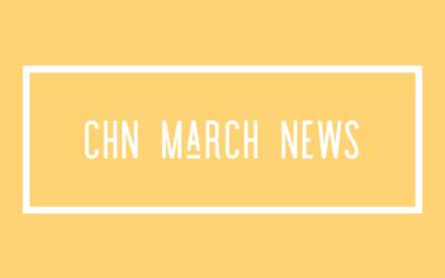 CHN Community News – March