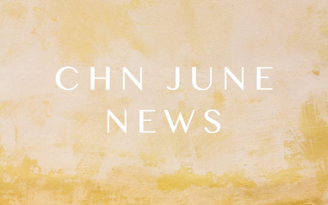 CHN Community News – June